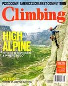 Climbing Magazine 7/1/2016