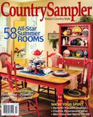 Country Sampler Magazine 7/1/2016
