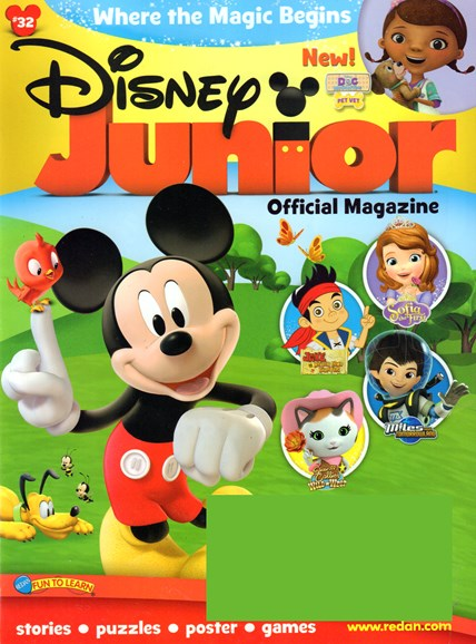 Disney Junior Cover - 7/1/2016