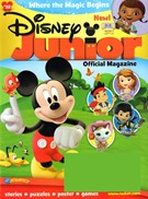 Disney Junior Magazine 7/1/2016