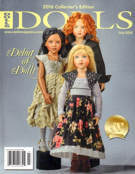 Dolls Cover - 7/1/2016