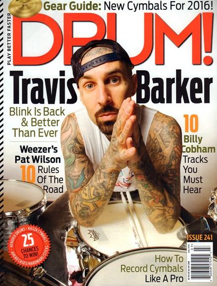 Drum! Cover - 7/1/2016