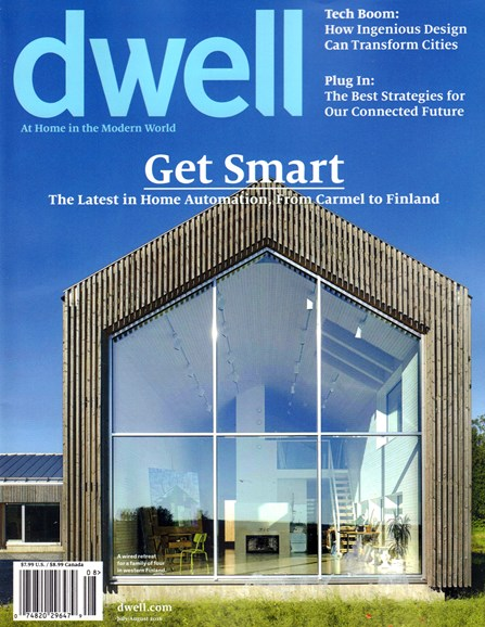 Dwell Cover - 7/1/2016