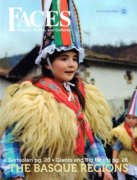 Faces Cover - 7/1/2016