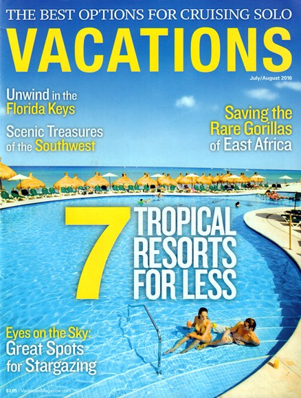 Vacations Cover - 7/1/2016
