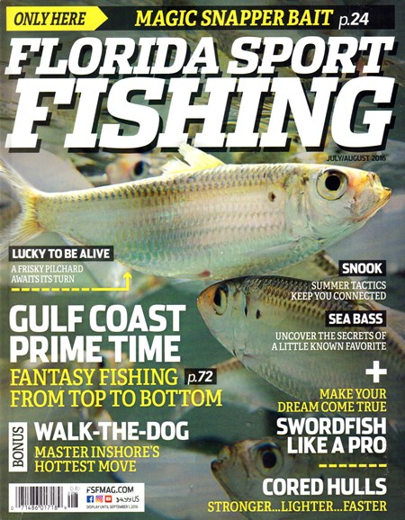 Florida Sport Fishing Cover - 7/1/2016