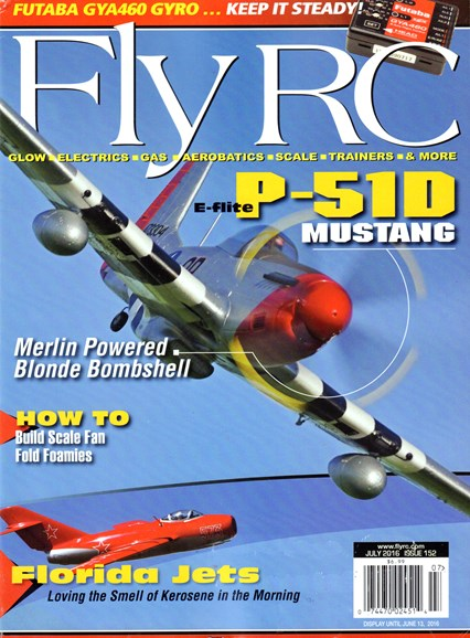 Fly RC Cover - 7/1/2016