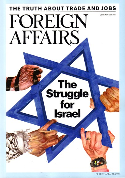Foreign Affairs Cover - 7/1/2016