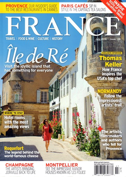France Cover - 7/1/2016