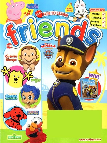 Preschool Friends Cover - 7/1/2016