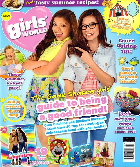 Girls' World Cover - 7/1/2016