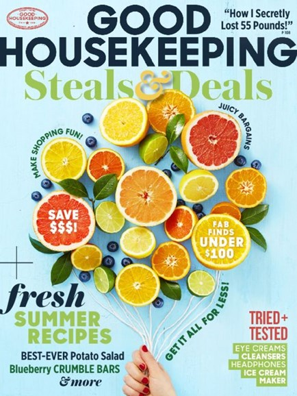 Good Housekeeping Cover - 7/1/2016