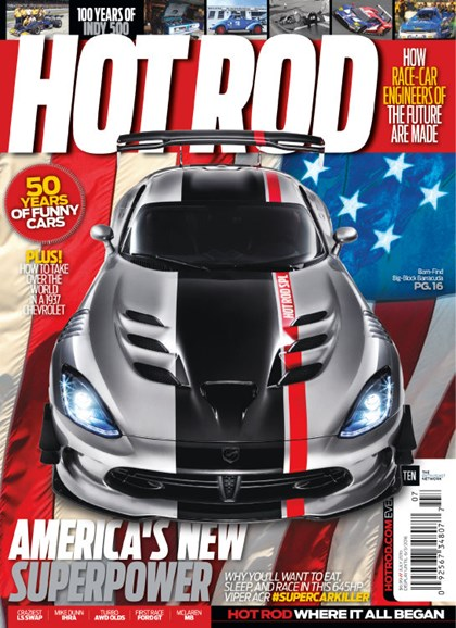 Hot Rod Cover - 7/1/2016