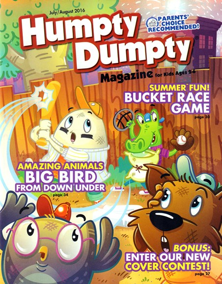 Humpty Dumpty Cover - 7/1/2016