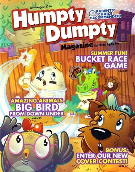 Humpty Dumpty Cover - 7/1/2016