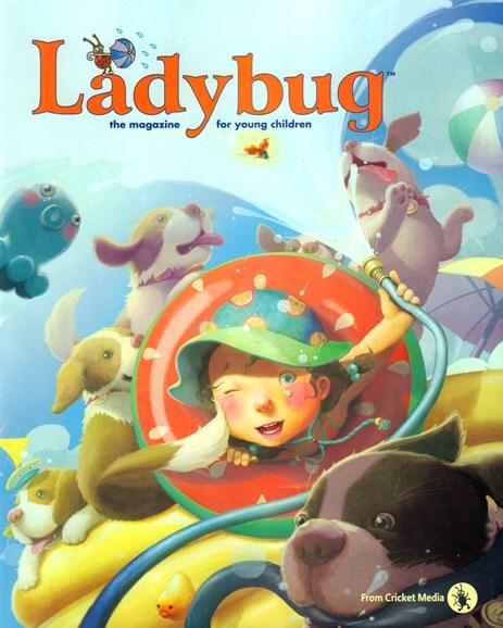 Ladybug Cover - 7/1/2016