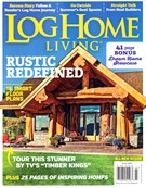 Log Home Living Magazine 7/1/2016