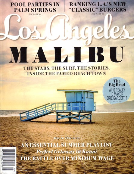 Los Angeles Cover - 7/1/2016