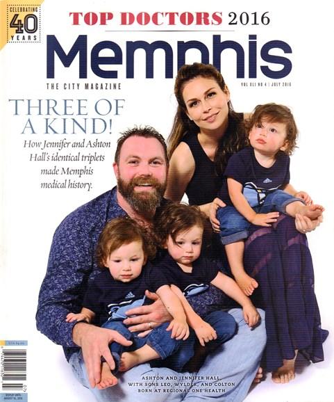 Memphis Cover - 7/1/2016