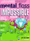 Mental Floss Magazine | 7/1/2016 Cover