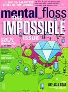 Mental Floss Magazine 7/1/2016