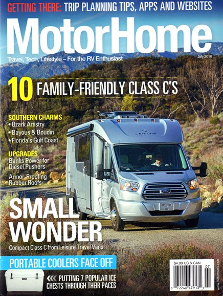 MotorHome Cover - 7/1/2016
