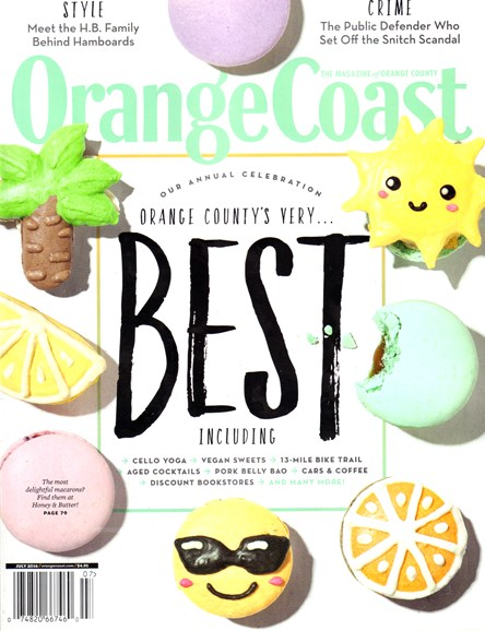 Orange Coast Cover - 7/1/2016