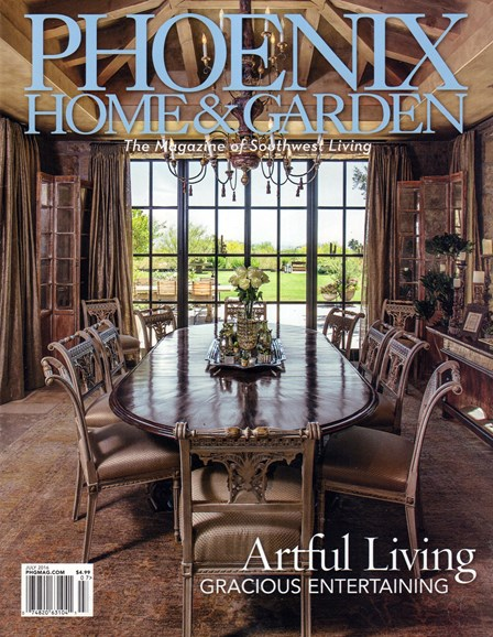 Phoenix Home & Garden Cover - 7/1/2016
