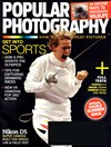 Popular Photography Magazine   7/1/2016 Cover