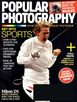 Popular Photography | 7/2016 Cover