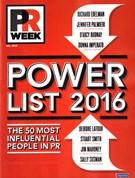 PRWeek Magazine 7/1/2016