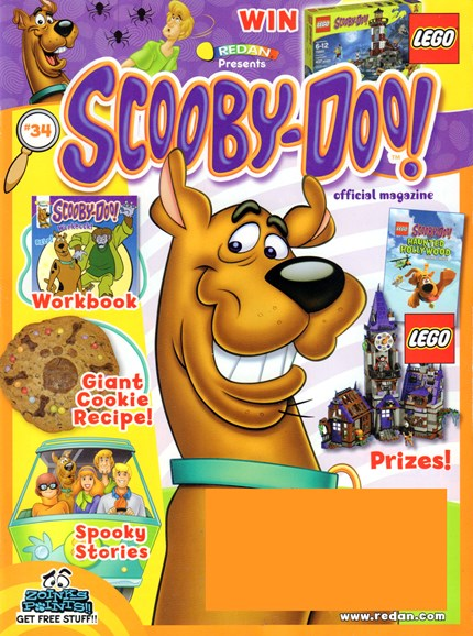 Redan Presents Scooby Doo! Cover - 7/1/2016