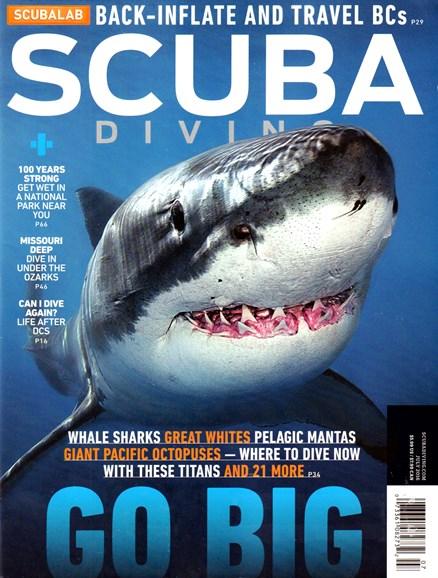 Scuba Diving Cover - 7/1/2016