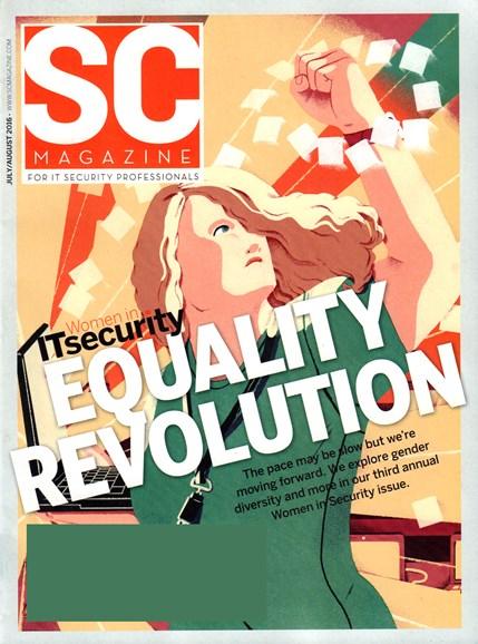 SC Magazine - U.S. edition Cover - 7/1/2016