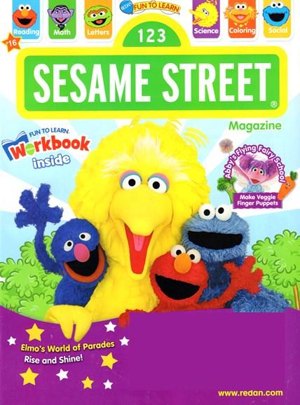 Sesame Street Cover - 7/1/2016