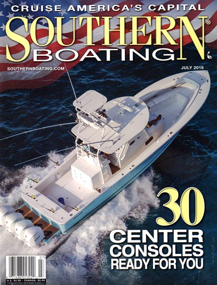 Southern Boating Cover - 7/1/2016