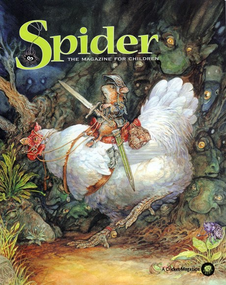 Spider Cover - 7/1/2016