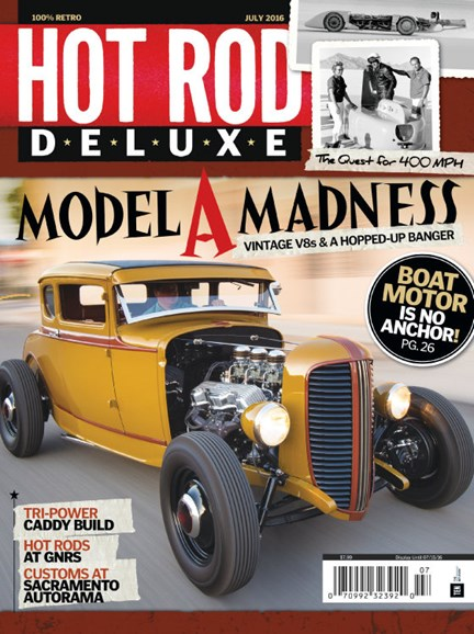 Hot Rod Deluxe Cover - 7/1/2016