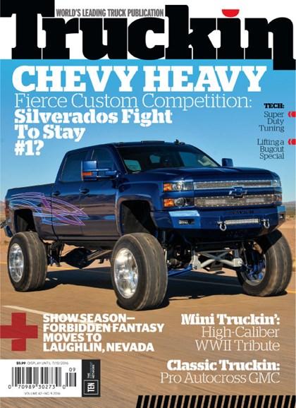 Truckin' Cover - 7/14/2016