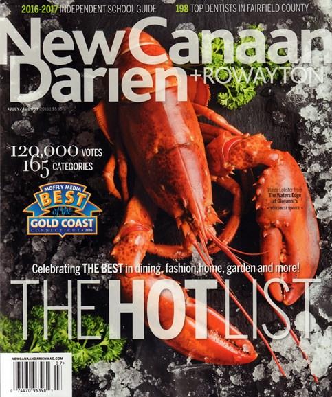 New Canaan-Darien Cover - 7/1/2016