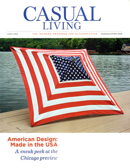 Casual Living Cover - 7/1/2016