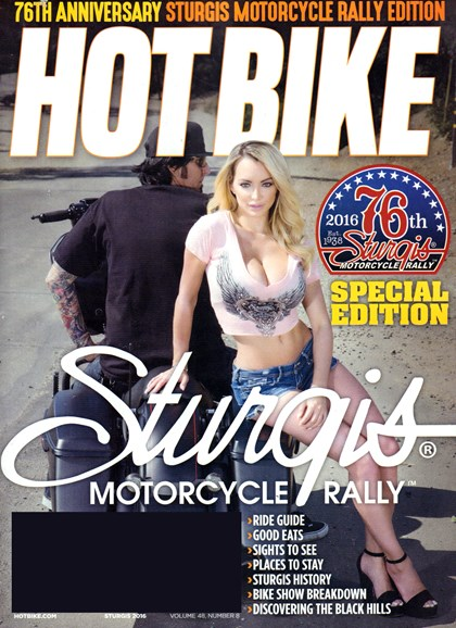 Hot Bike Cover - 7/15/2016