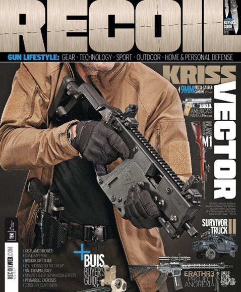 Recoil Cover - 1/1/2016