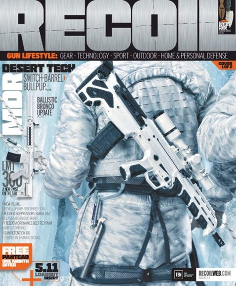 Recoil Cover - 3/1/2016