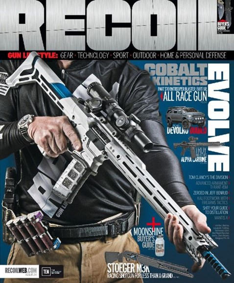 Recoil Cover - 5/1/2016