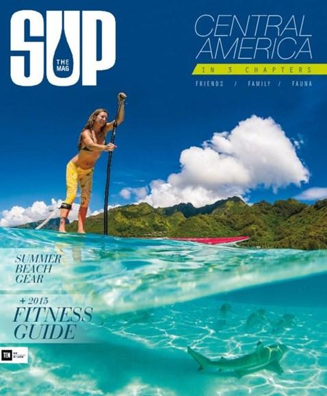 SUP Magazine Cover - 6/1/2015