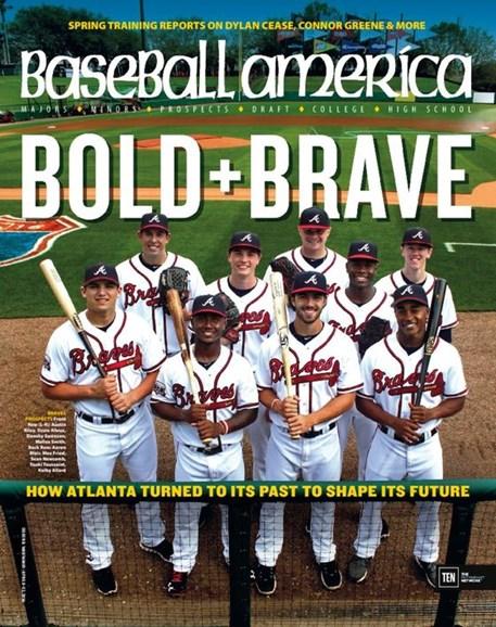 Baseball America Cover - 4/8/2016