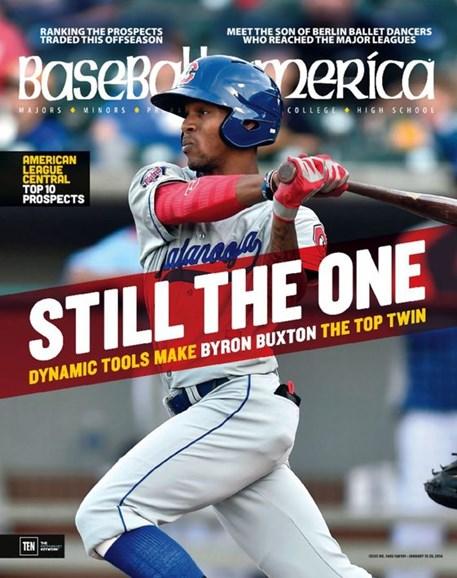Baseball America Cover - 1/15/2016