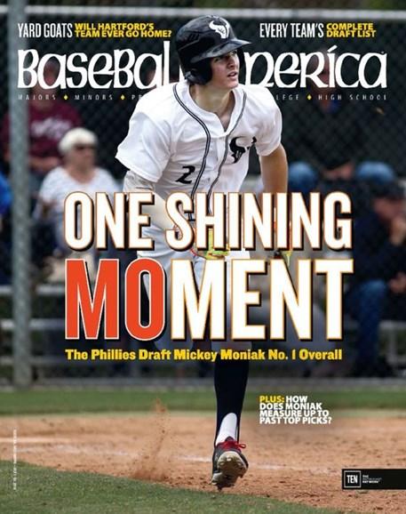 Baseball America Cover - 7/1/2016