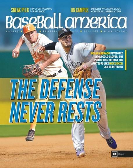 Baseball America Cover - 6/17/2016